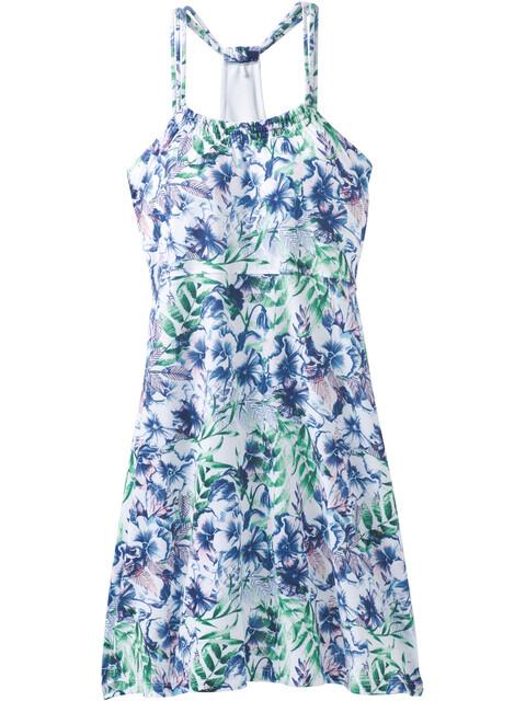 Prana Pristine - Vestidos y faldas Mujer - azul/blanco